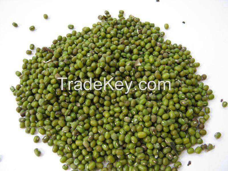 Green Mung Bean (Prime quality dried).