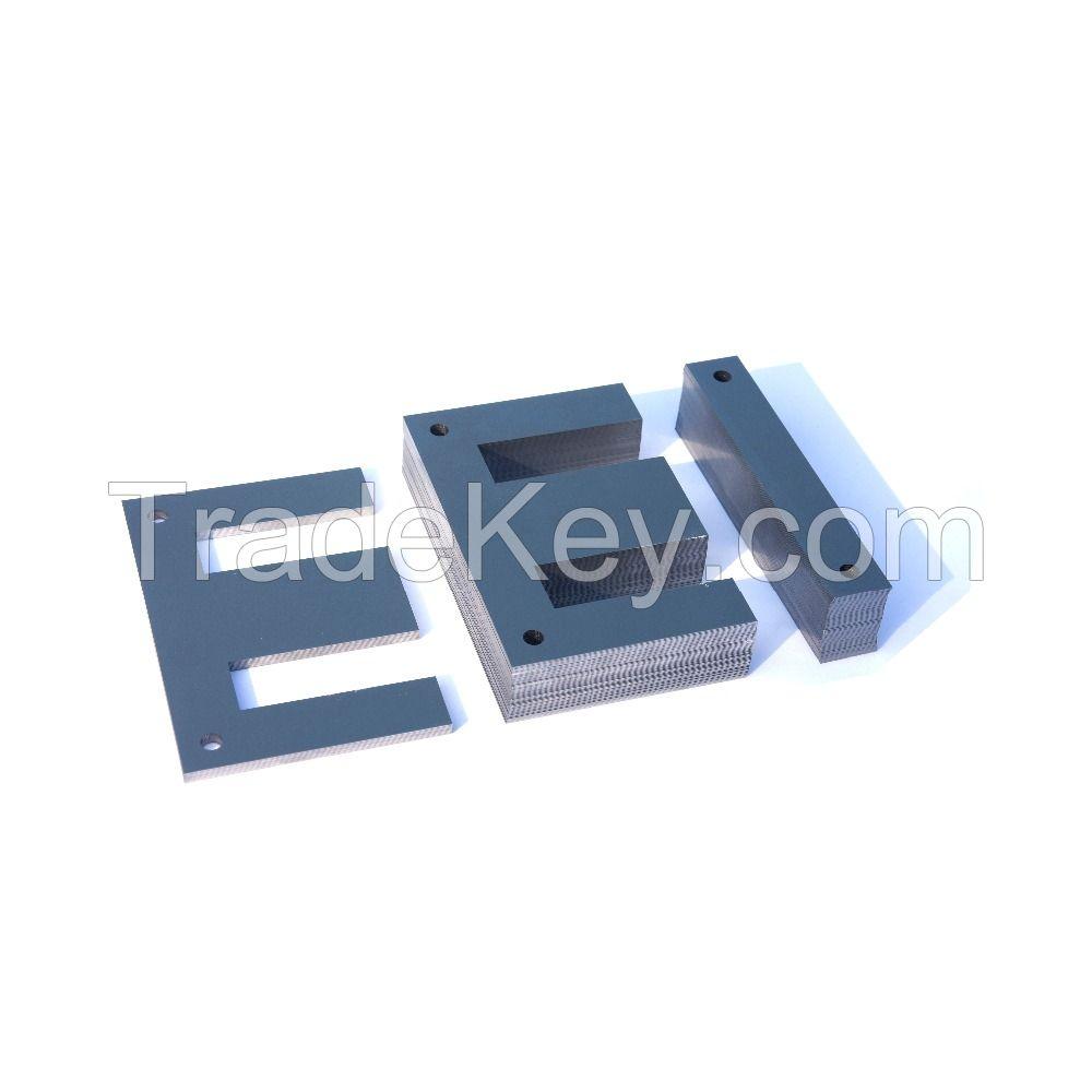 Cold Rolled Grain Oriented Silicon Steel Strip Transformer Lamination EI Core