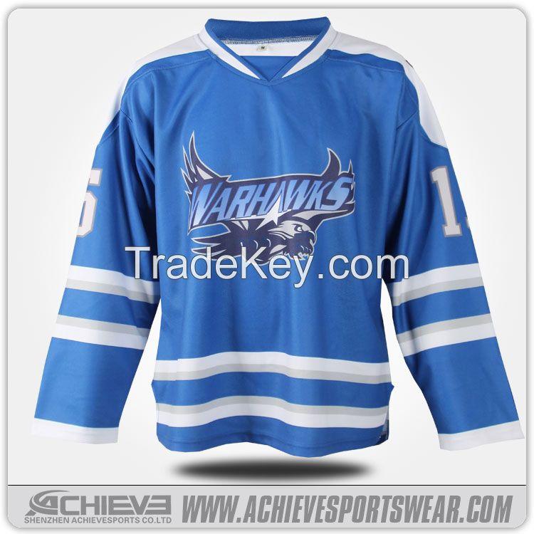 2016 Custom Ice Hockey Jerseys China