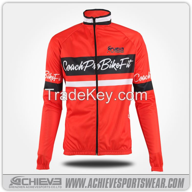 Sublimation Custom Cycling Jerseys Cheap China Cycling Clothing