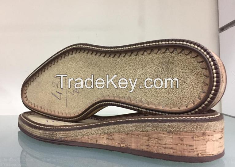 Eva Milled Shoes Soles