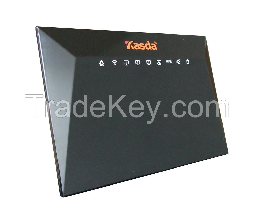 Wireless VoIP Gateway modem router