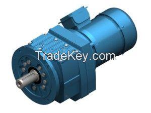 Inline Helical Gearbox Motors - AR Series
