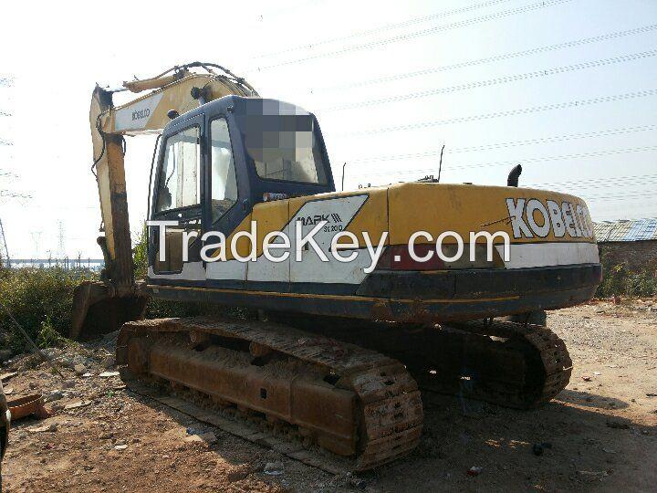Used Japanese Excavators For Sale,Kobelco SK200-3 Crawler Excavator