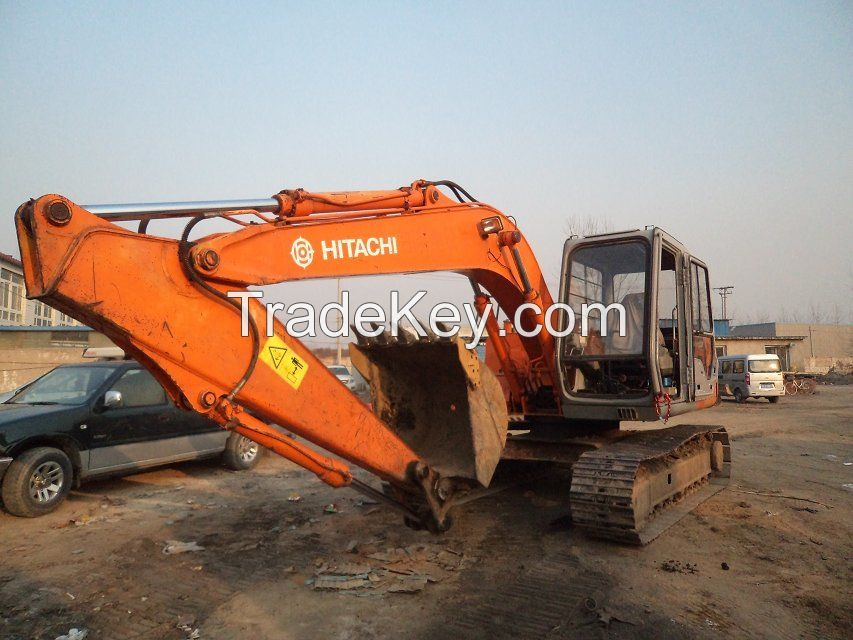 Hitachi Used Diggers/Excavaotrs, Secondhand Hitachi EX120-1 Crawler Digger