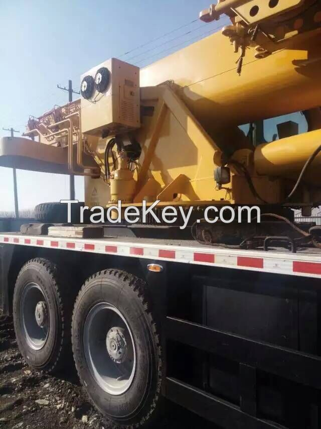 Chinese XCMG QY50K Truck Crane