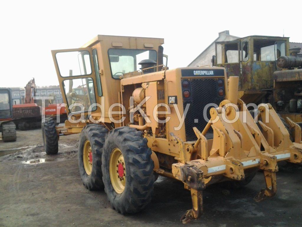 Used Japanese Motor Graders For Sale,CAT/Caterpillar 140G Motor Graders
