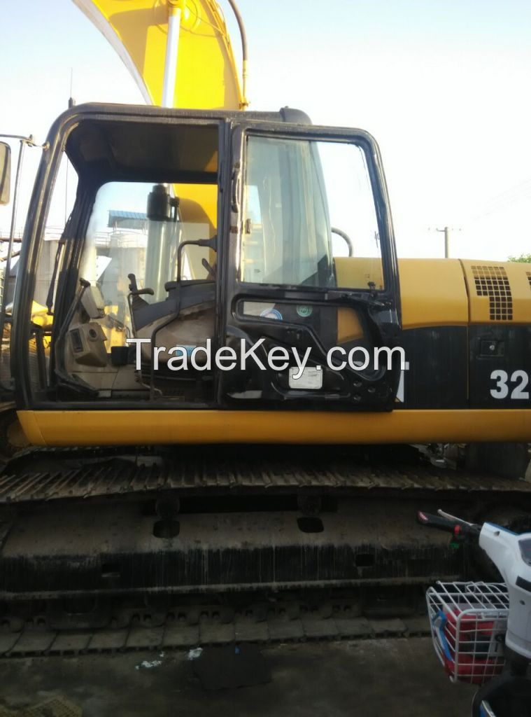 CAT/Caterpillar 320D Crawler Excavator For Sale