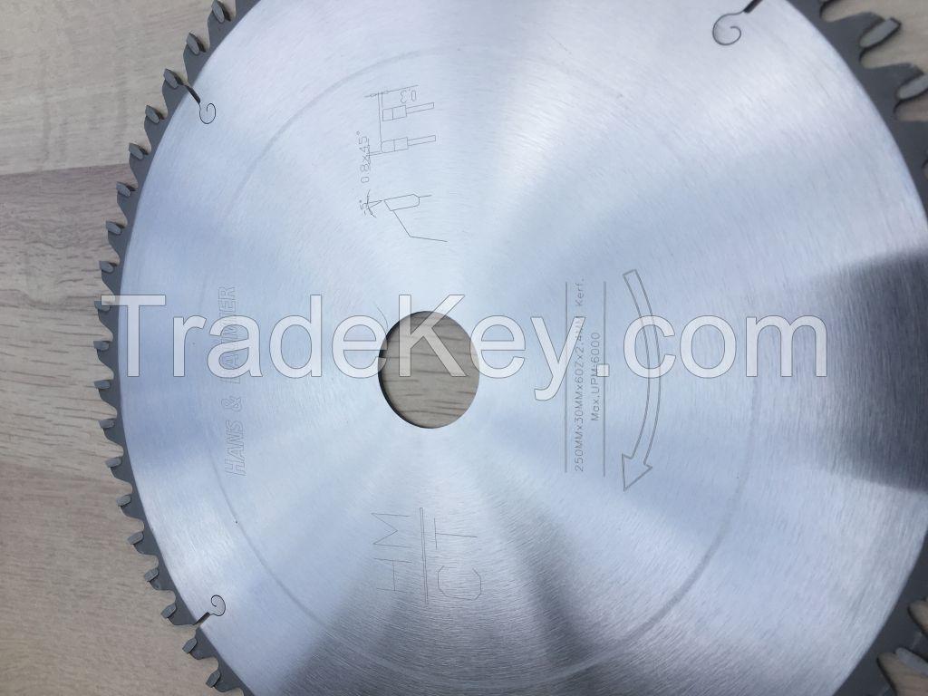 305X120Z cross cutting T.C.T saw blade