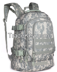 3 Day Expandable Backpack