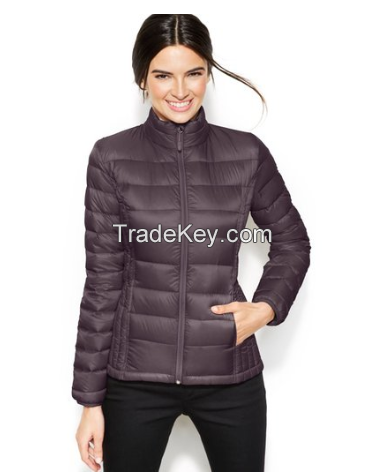 Women's Quilted Down Packable Puffer Coat