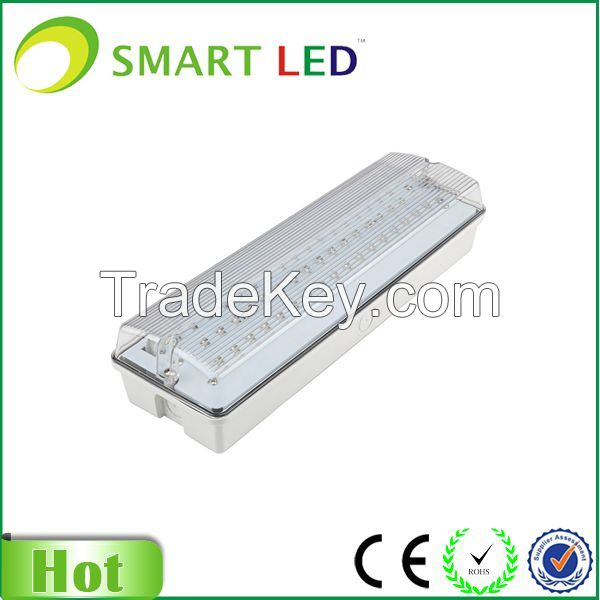 IP65 5W SMD3528 emergency bulkhead light
