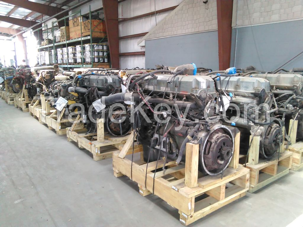 Used Truck Parts