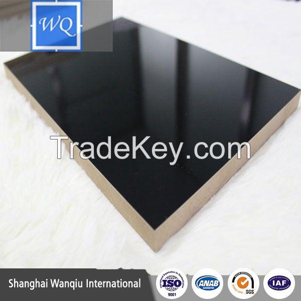 High Glossy UV MDF board with WQ brand