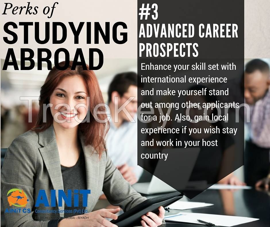 Study Abroad Consultant  Immigration Services 922135883852
