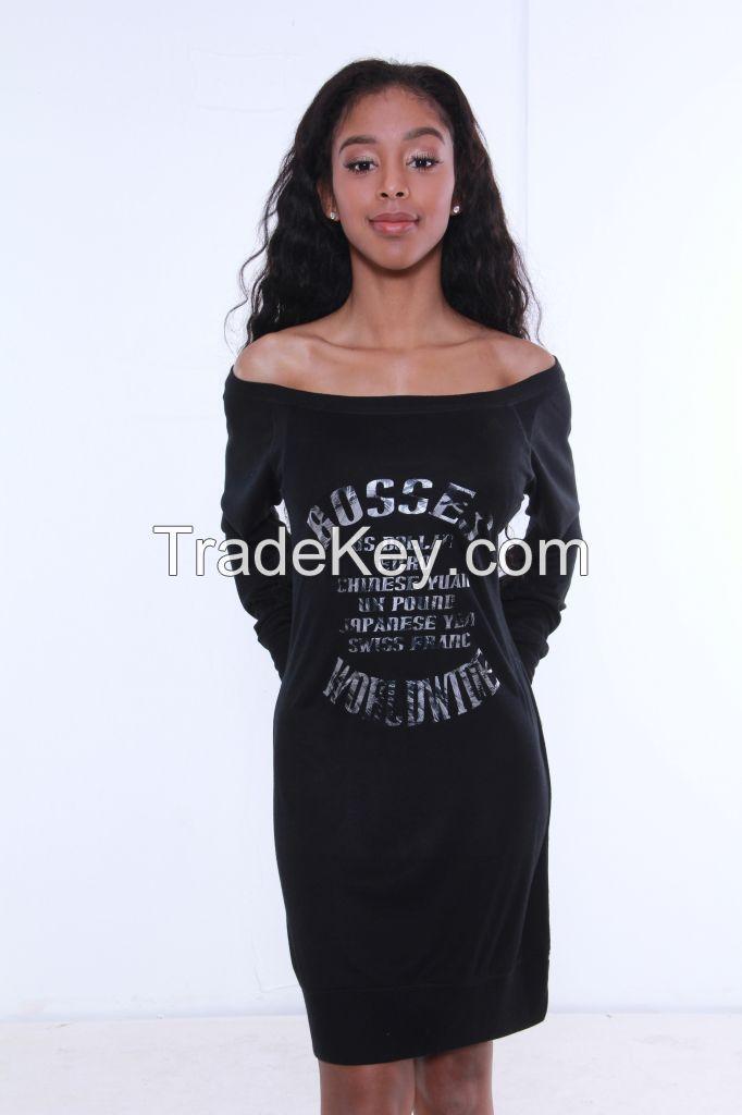 Ladies Signature Sweater Dress