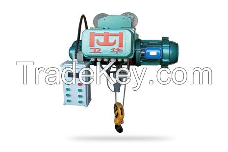 CD1MD1 Wire Rope Electric Hoist