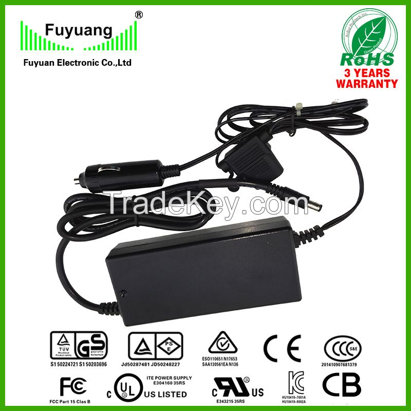 42v 2a li-ion battery charger with UL,FCC,SAA approved for scooter