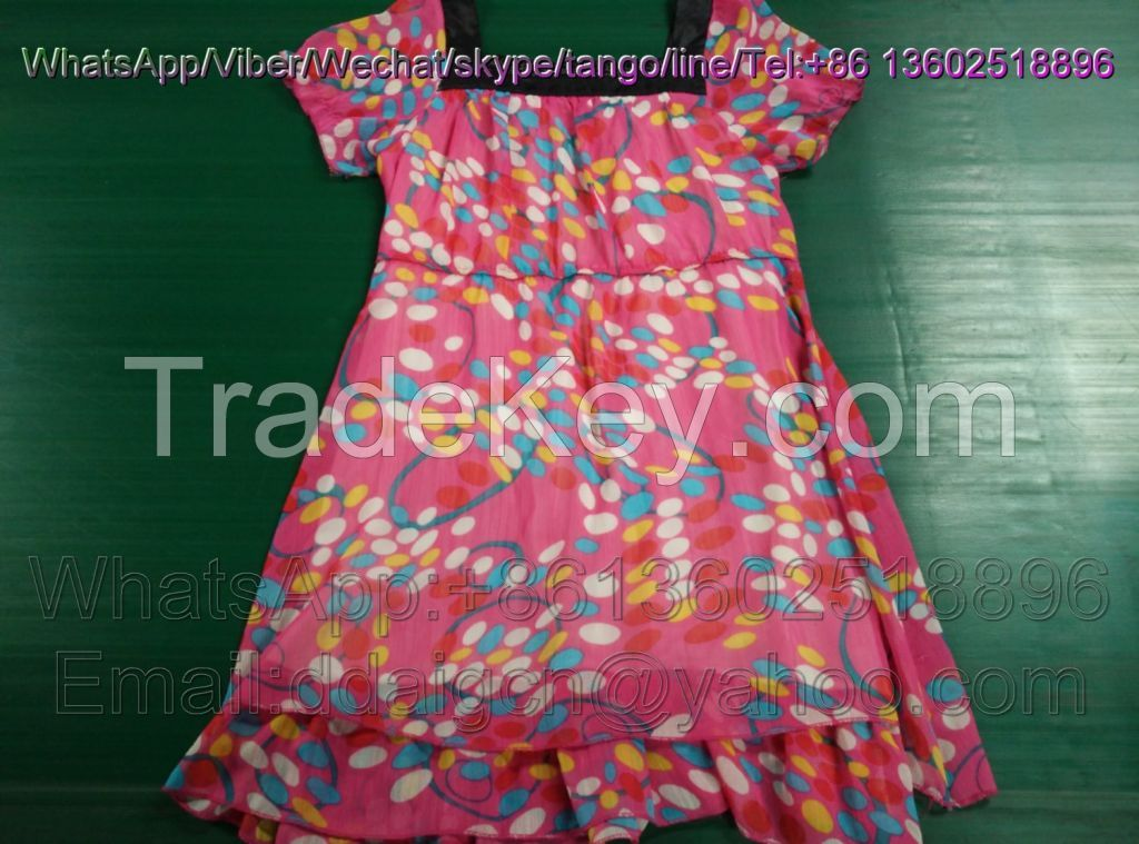 High Quality Ladies Silk Skirt Baled Origin Australia style Used Clothing Supplier