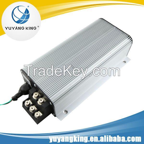 60v 1000w intelligent brushless motor controller electric rickshaw controller