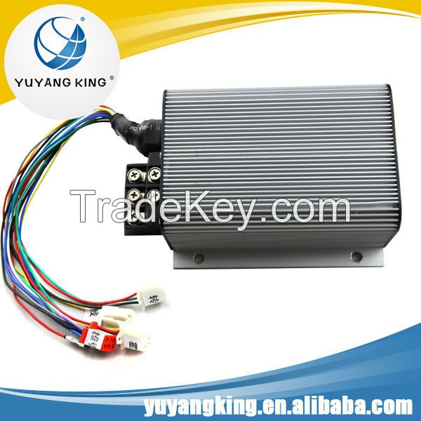 96v 50a 500w-1500w pwm electric motorcycle dc motor controller