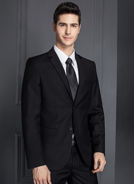 Suit business man suit  slim korea edition dress professional wedding cloth