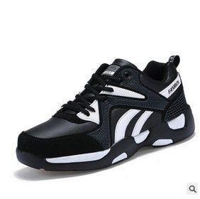New retro men's shoes men running outdoors recreational shoe qiu dong men's fashion shoes men's got talent