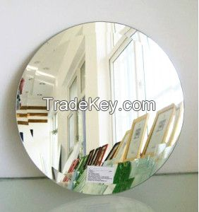 2-6mm Silver Mirror Glass with Bathroom Mirror