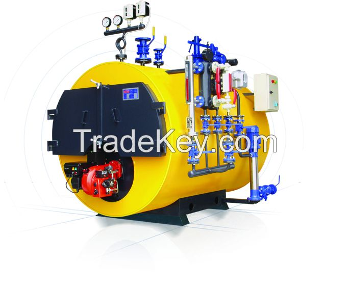 Steam Boiler Skotch Type Gas or Coal Fuel
