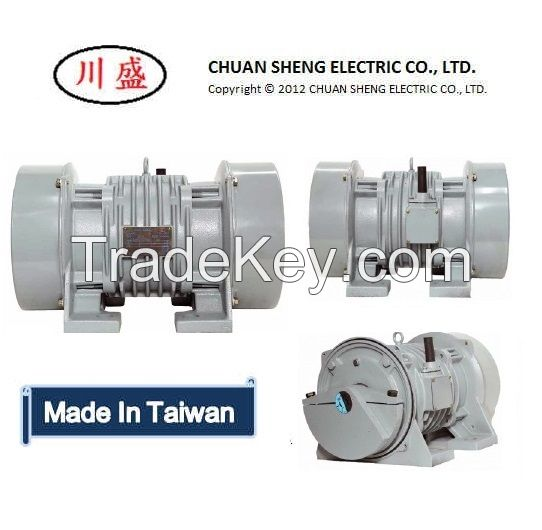 2 Pole (1/16)~2 hp Force up to 50~2000 KG Vibration Motor (A Series)
