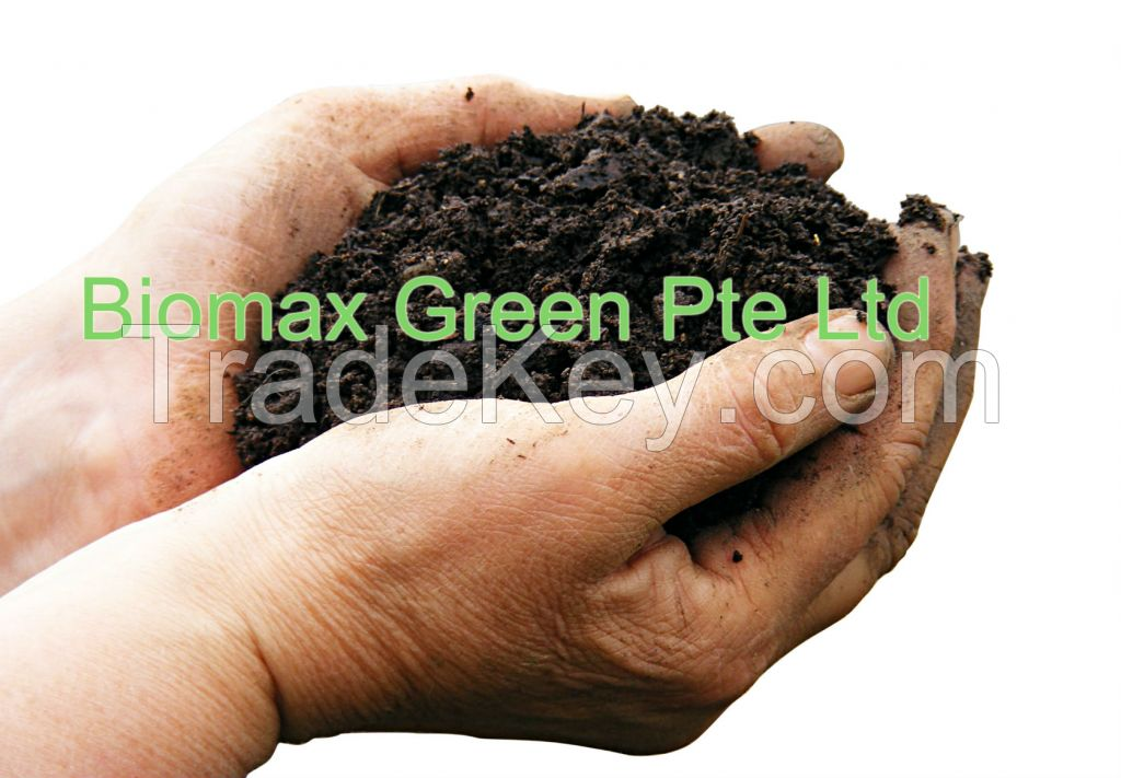 Biomax Organic Fertiliser