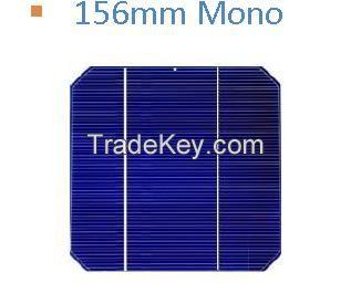 Monocrystaline solar cells