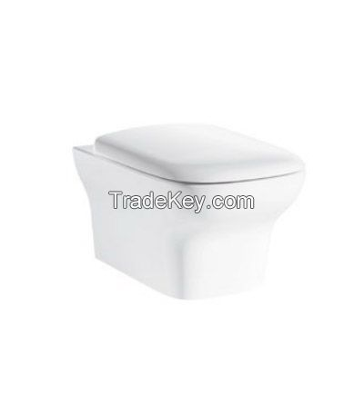 Back-to-Wall WC / Commode