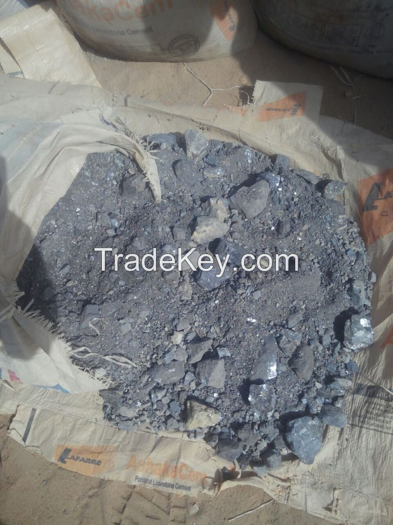 LEAD AND ZINC ORE