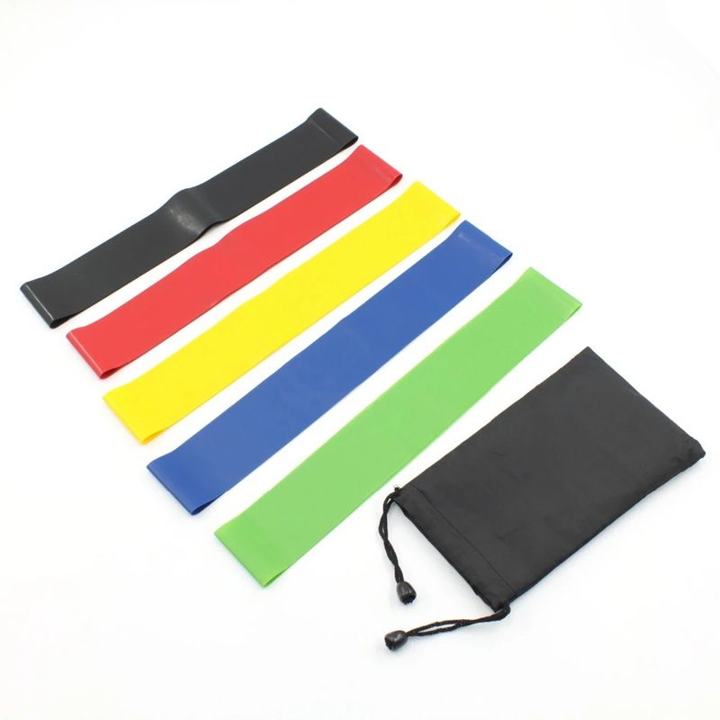 iLarksport Wholesale Private Label Physical Therapy Fitness Stretch Resistance Bands
