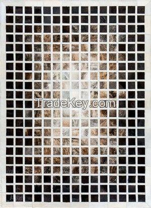 Pixelate Rug - Mosaic Hides