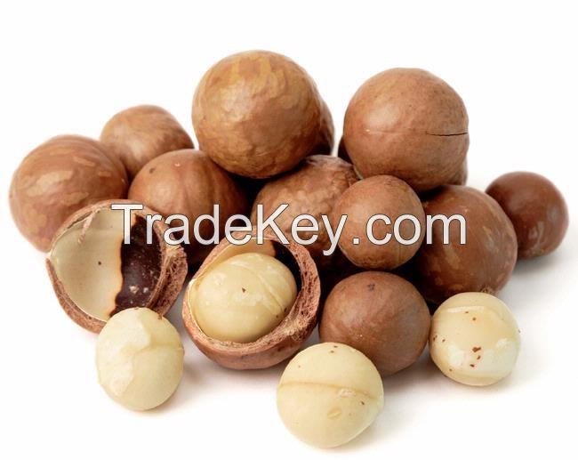 Raw Macadamia Nuts In 25kgs/bag, 50kgs/bag