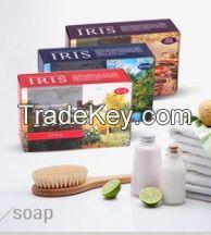 Natural facial foam Soap