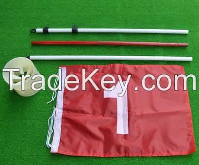 custom golf flag outdoor flag