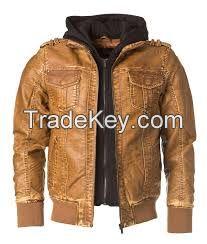 Fasion Leather Jacket 2