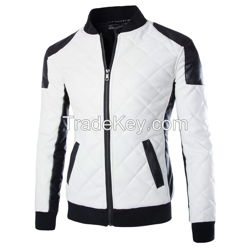 Fashion Leather Jacket R-FJ22