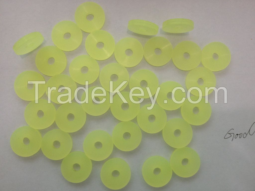 PU roller for chenille machine