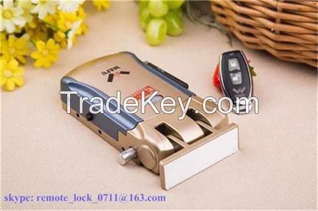 Household Keyless Remote Control Locks From Wafu