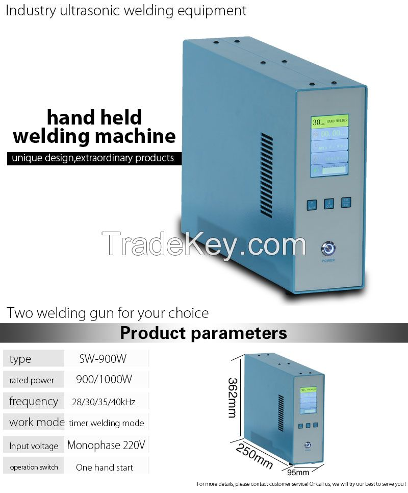 Ultrasonic Spot Welding Machine