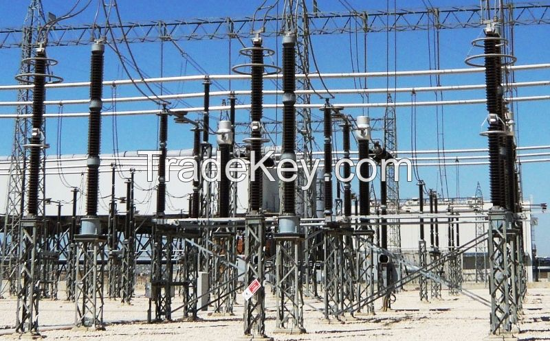 Transformer, Dry transformer , Circuit Breaker, CT, CVT, Cable, ADSS, OFC