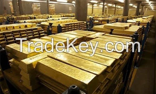 Purifies Gold Nudgets / Bars Smelted