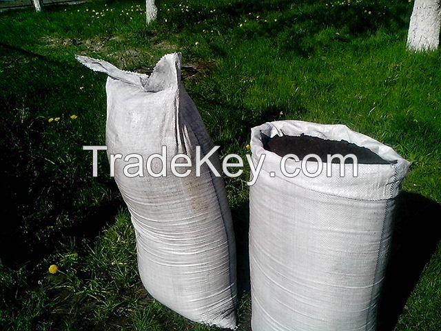 Ukrainian black peat (Organic fertilizer)