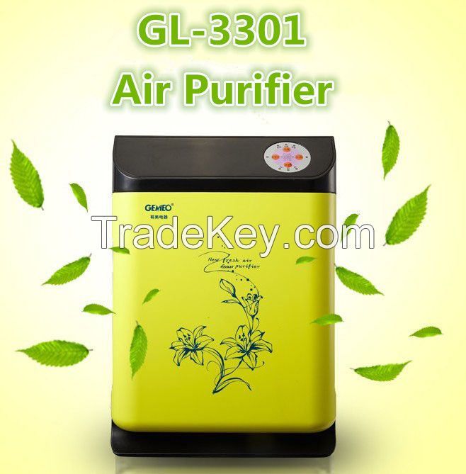Essential oil home use anion air cleaner GL-3301