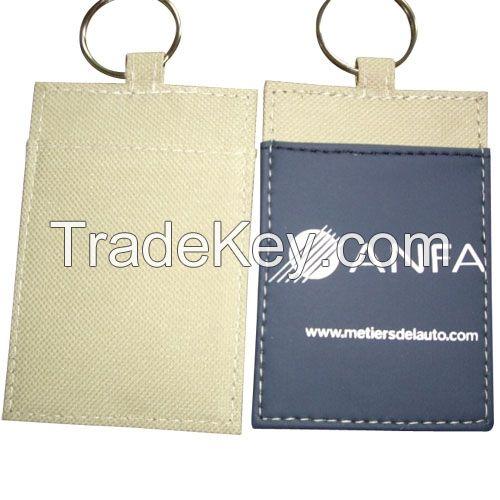 Good Quality + Nice Design Card holder keychain