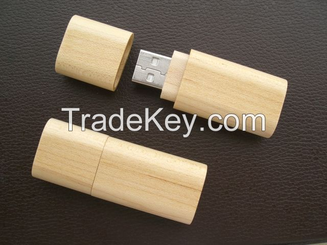 Nice Wooden Design USB Key 2GB-32GB
